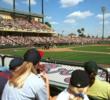 Walt Disney spring training baseball