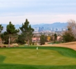 Eagle Crest course at Golf Summerlin - 18th