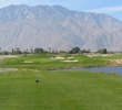 Cimarron Golf Resort - lake and bunkers