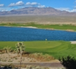 Las Vegas Paiute Golf Resort - Sun Mountain GC - 18th