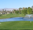 Desert Princess Country Club - Palm Springs area course - fountain