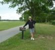 Farmstead Golf Links - hole 18