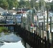 Fishing boats in Calabash