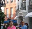 Rodeo Drive - Beverly Hills' ritzy shopping - tourists