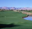 TPC Las Vegas golf course -  No. 18