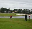 Ryder Course at PGA Village - water carry