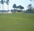 Haig at PGA National resort - greens approach