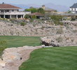 Badlands Golf Club - Las Vegas golf course - Johnny Miller design - houses par 4s
