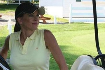 Patricia Hannigan has quickly made a name for herself in golf circles with Golf Girls's Diary.