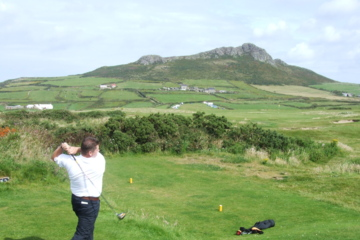 Wales is a lesser-known golf destination, but courses such as St. David's City Golf Club are well worth the price of a ticket.