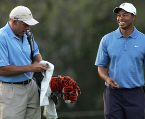 Tiger Woods got the last laugh at the Tour Championship, and the FedEx Cup.