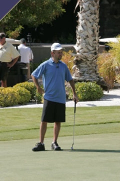 Negreanu wouldn't mind seeing TV cover the PGA Tour with more personality, like with poker.