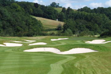 Wales' Celtic Manor Resort is only two hours away from London Gatwick.