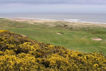 Many Murcar fans say it's as pure a links golf experience as you'll find in the Aberdeen and Grampian area.