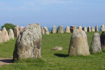 "Ales Stenar is the ""Swedish Stonehenge."""