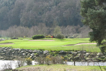"""Don Kirkaldy calls Woodenbridge """"a golf course that you will remember always."""""""