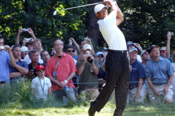 From Tiger Woods on down, proper ball position and alignment are essential for a proper swing path.