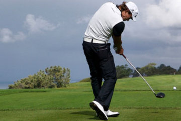 Curing your slice can lead to greater distance and accuracy off the tee.
