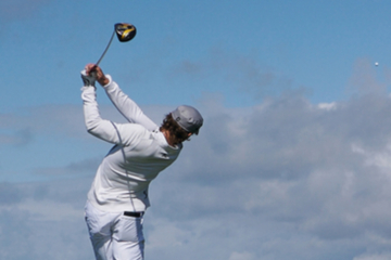Flexibility and body shape prevent average golfers from reaching the same swing positions as the tour pro, Les Miller writes.