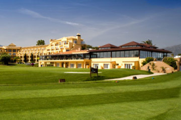 For golf and accommodations right on the Mediterranean Sea, check out the Hotel Guadalmina Spa & Golf Resort.