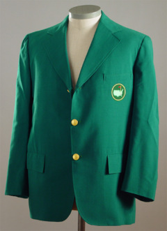The annual quest for the green jacket at Augusta is a sure-fire funk remedy.