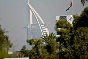 The Burj Al Arab hotel in Dubai may not have company from Tiger Woods Dubai, after all.