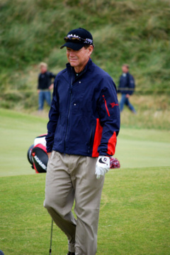 Tom Watson's performance at the 2009 British Open still reigns supreme.
