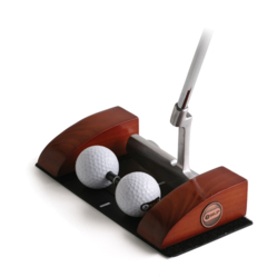 The SKLZ Putting Gate is designed to give you a square putter face at impact.