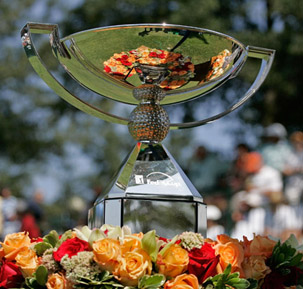 The FedEx Cup - golf's most important trophy-esque-like adornment - is up for grabs. Can Tiger Woods take it home?