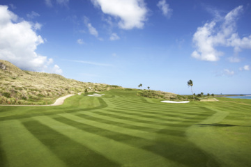 Where Can You Play Golf On Both The Atlantic And The Caribbean Sea Royal St Kitts Golf Club