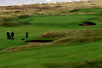 Stomping ground of the young Donald Ross, Royal Dornoch Golf Club is the Highlands' most coveted play.