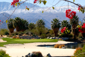 Desert Willow Golf Resort In Palm Desert Calif A Public