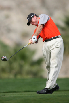 No matter your swing, by repeating it without much thought, you'll improve on the golf course.