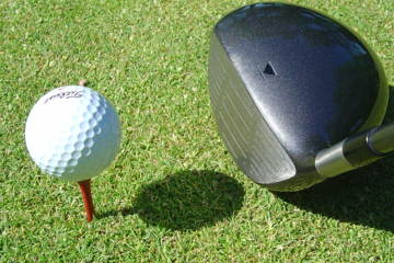 Watch the golf ball hit the clubface. You'll like the results.