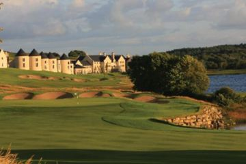 Lough Erne Resort's Faldo Championship Course is the first golf course the six-time major champion has built in Northern Ireland.