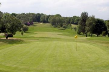 The Bernard Hunt Course is longer of the two championship layouts at Foxhills Golf Club.