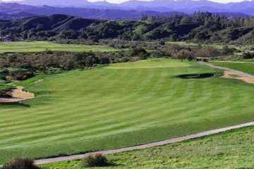 Rustic Canyon Golf Course No