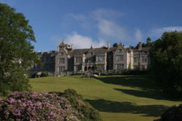 Peter de Savary bought Bovey Castle in January 2003 and embarked on a rapid-fire renovation program.