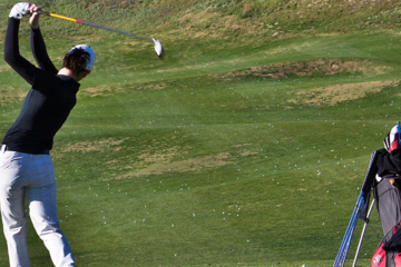 Time on the practice range needs to increase performance where it counts -- on the golf course.
