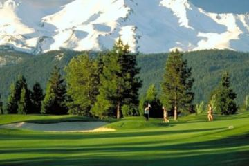 Review Great Golf And More At Mount Shasta Resort In