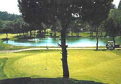 Las Ramblas Golf Club in Spain left reader Malcom Vaughan with a sour taste in his mouth.