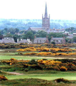 Montrose Golf Club is often overlooked in the hierarchy of Scottish golf, reader says.