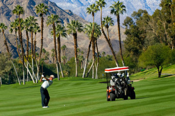 Rancho Las Palmas - West golf course