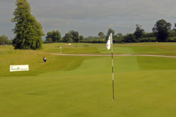 Inspired by links courses, the Montgomerie Course at Carton House near Dublin is a hybrid of sorts.