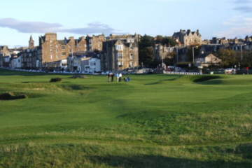 A day on the Old Course only strengthens its hold on a golfer's imagination.