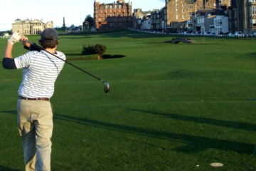 The legendary Old Course at St. Andrews makes a fitting final stop for a Scottish golf tour.