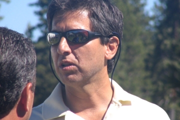 Ray Romano takes his golf game very seriously - and he might take your golf ball too.
