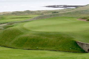 Kingsbarns brings St. Andrews golf into the 21st century.