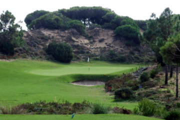 Oitavos Golf Club in Cascais anchors Lisbon's Golf Coast.