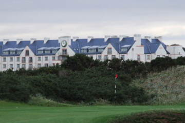 Carnoustie isn't Scotland's most scenic golf course, but it may be its toughest.